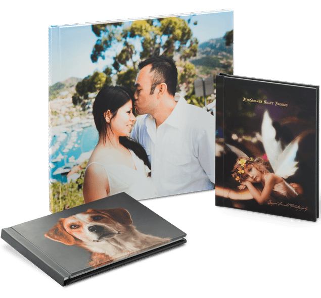 Photo Wrapped Covers