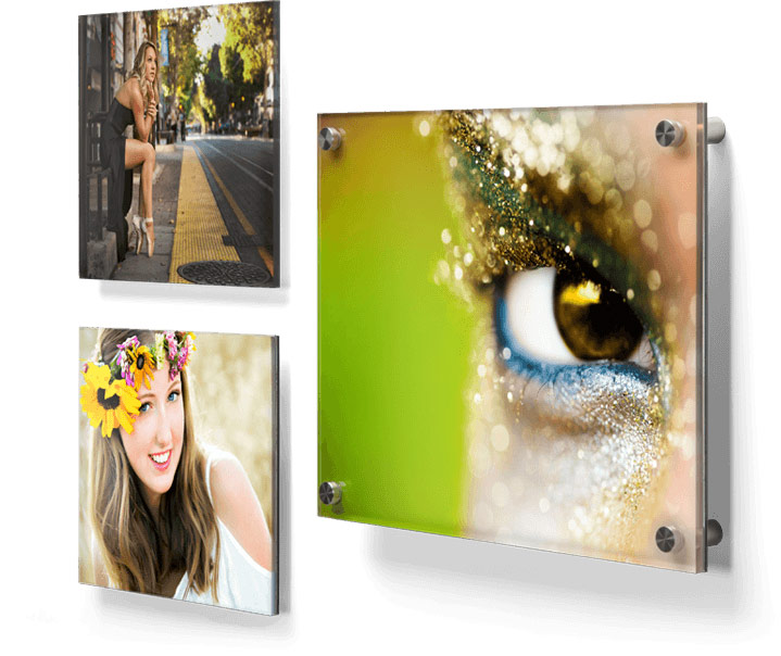 Face Mounted Acrylic Prints