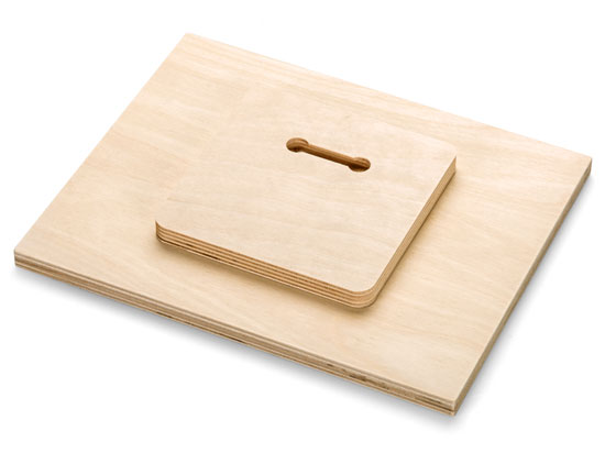 Wood Float Hanger (small)