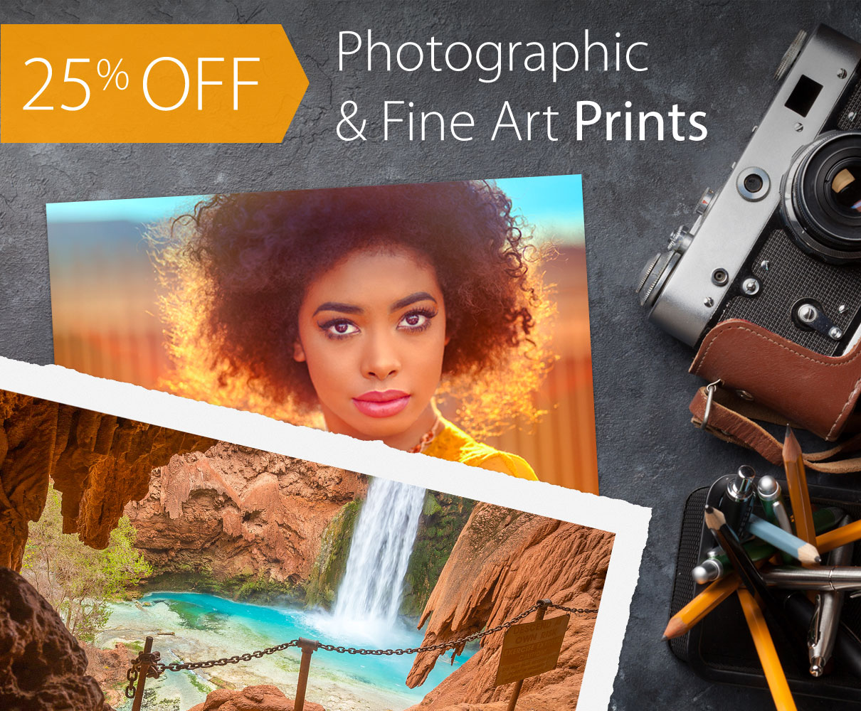 25% Off% Off Photographic Prints!