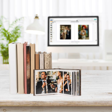 Custom Photo Albums and Books from Bay Photo Lab