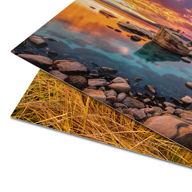 Metal Prints from Bay Photo Lab