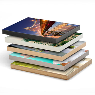 Standout and Bamboo Mounted Photo Prints from Bay Photo Lab